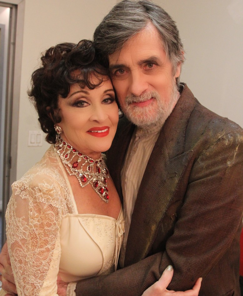 "Kander & Ebb's ""The Visit"" to Broadway with Chita Rivera, Roger Rees"