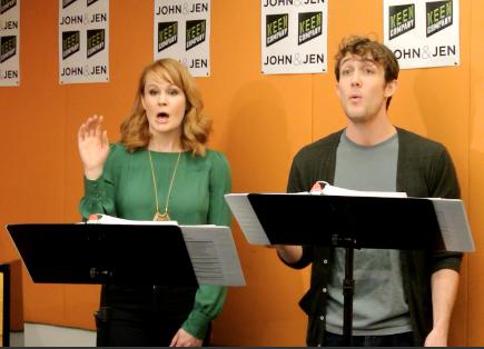 Meet 'John and Jen' – Kate Baldwin & Conor Ryan