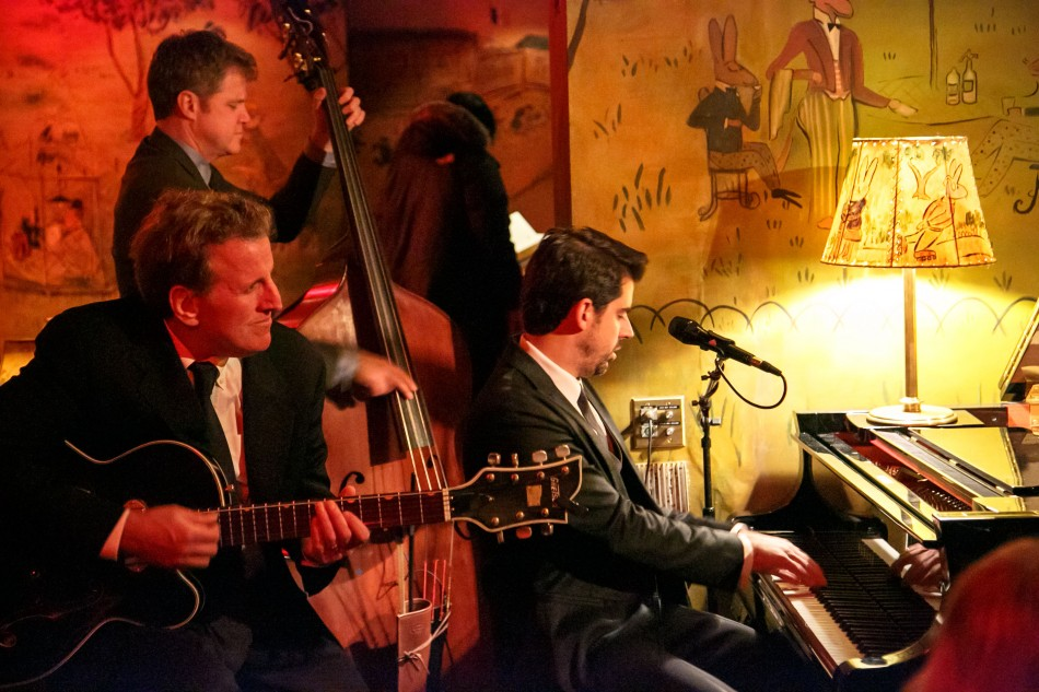 Tony DeSare at Bemelman's Bar