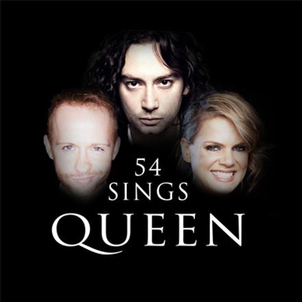 54 Sings Queen