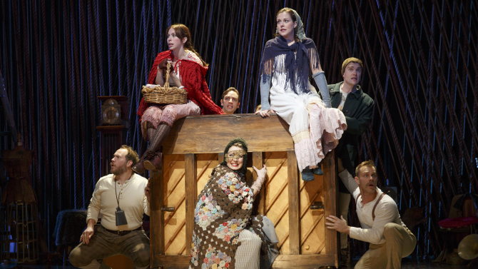 Into the Woods – review