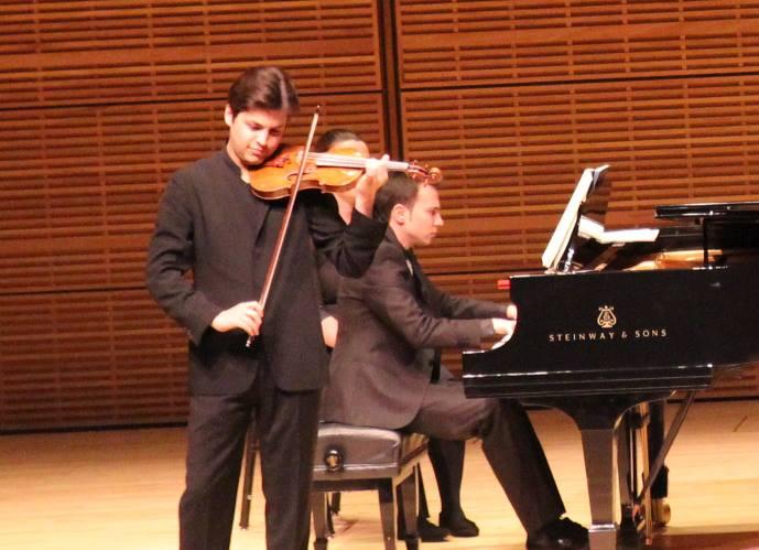 Asi Matahias & Victor Stanislavsky – Young Virtuosos