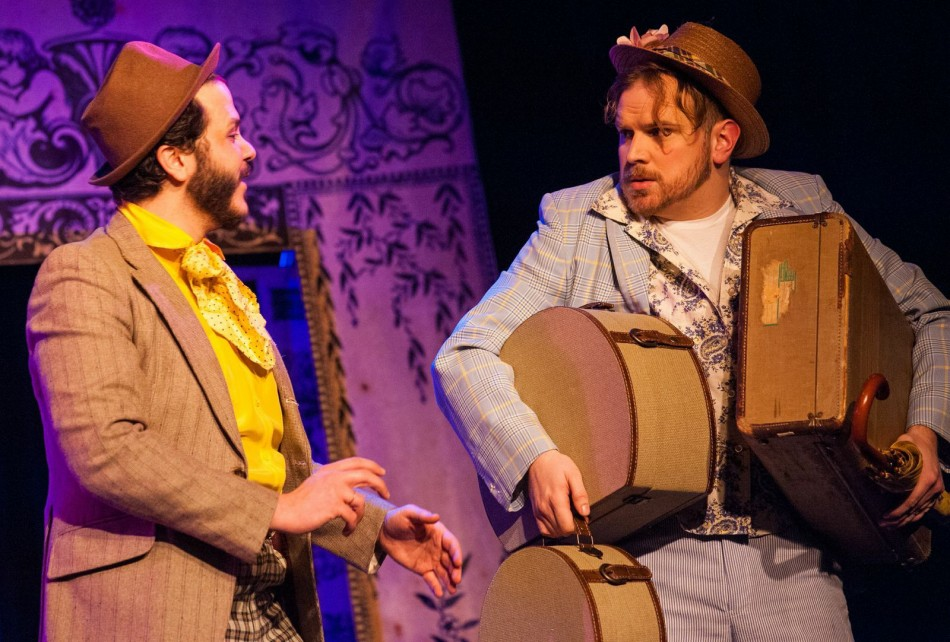 As Tall As Any: Twelfth Night