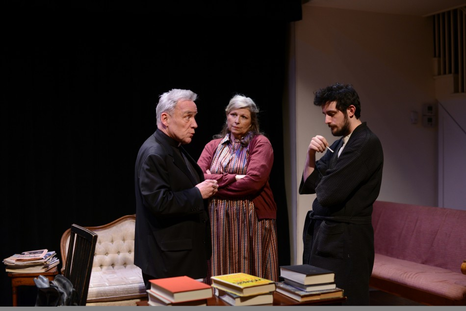 Ghosts after Ibsen – Haunted by Secrets and Lies