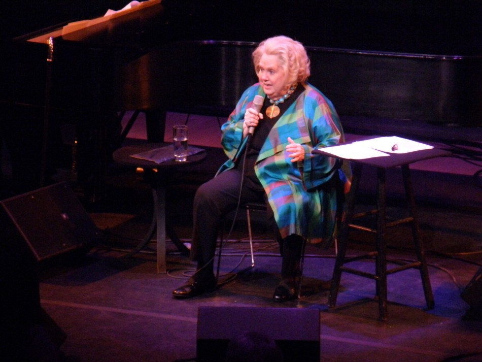 Barbara Cook – Appel Room
