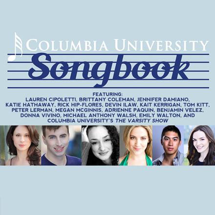 Columbia University Songbook – 54 Below