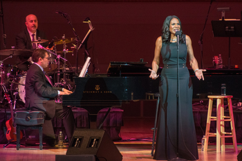 Audra McDonald at Carnegie Hall
