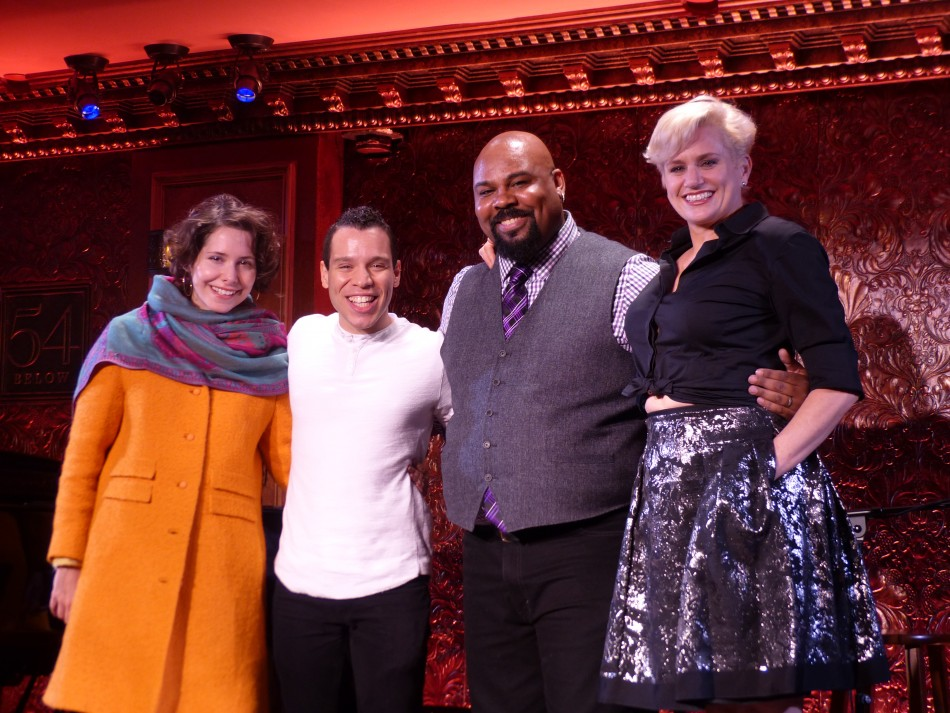 54 Below Sneak Preview – Look Who's Appearing April & May!