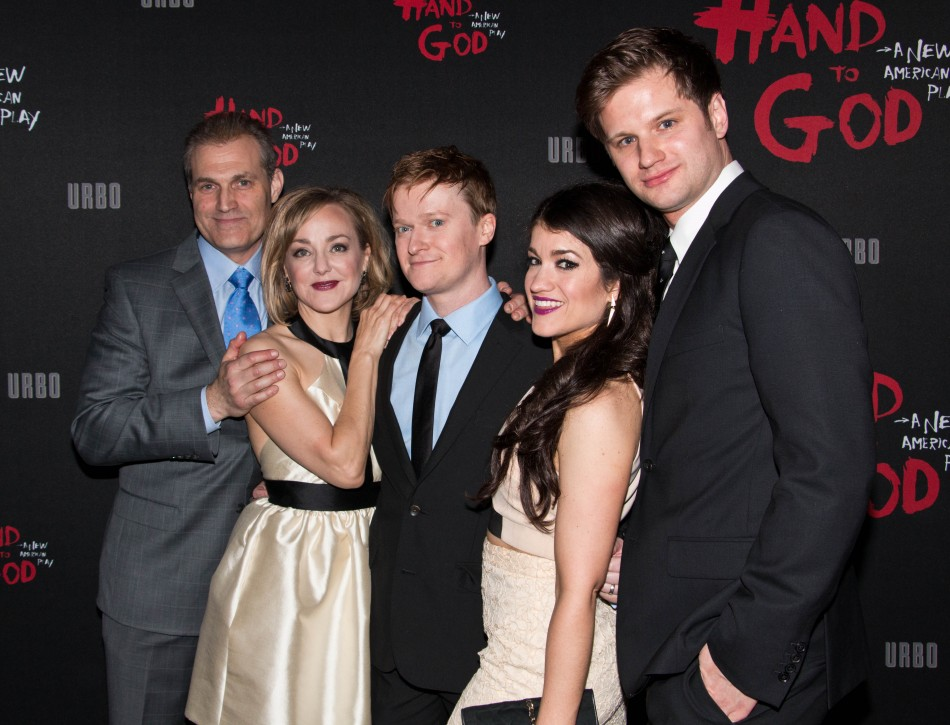 Hand to God – Opening Night Photos