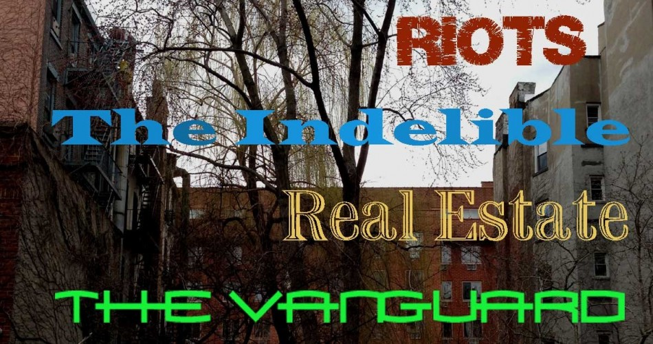RIOTS in the East Village