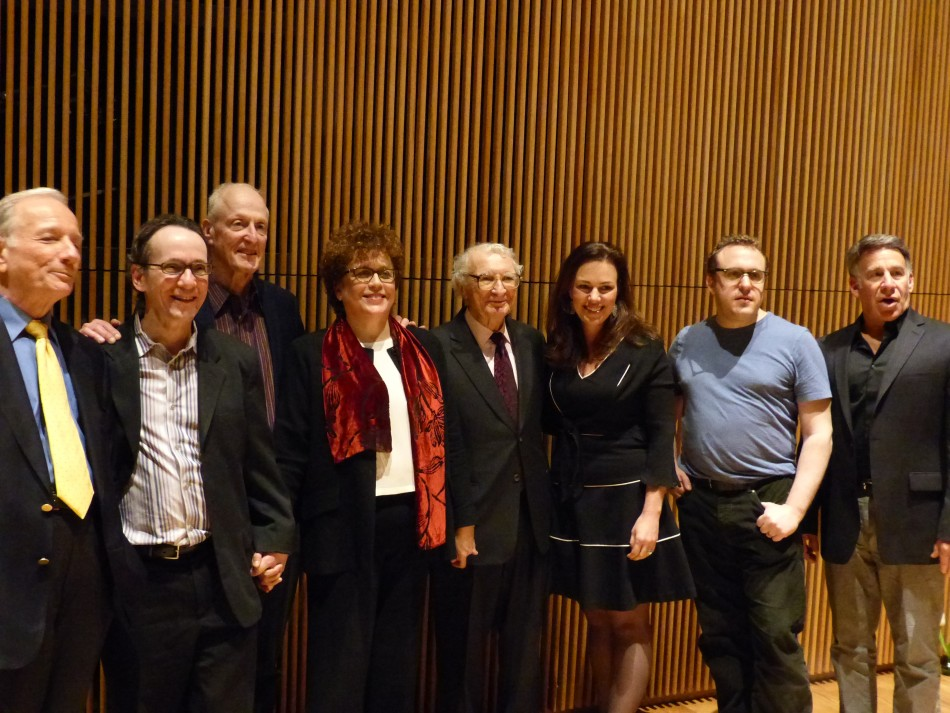 Beyond Broadway-Composers Go Choral