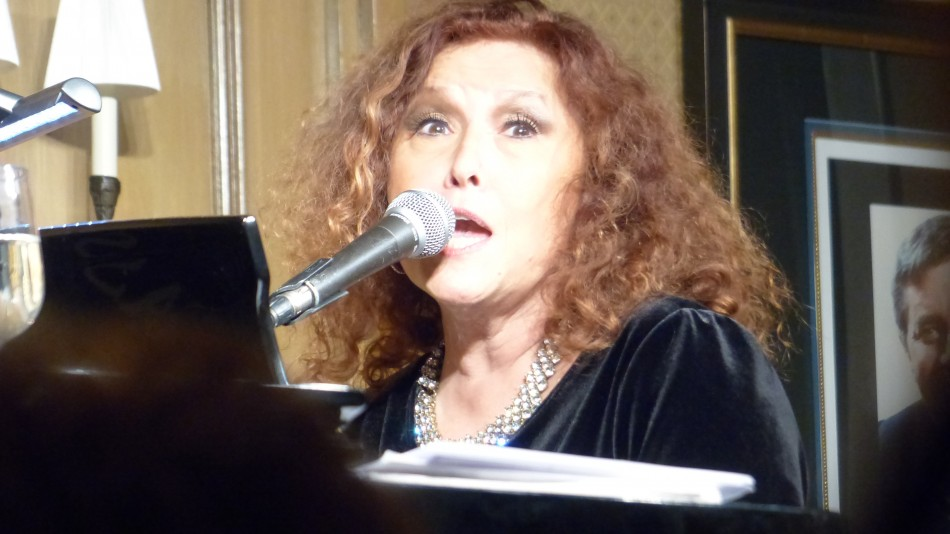 Melissa Manchester Celebrated at Friars Club (photos)