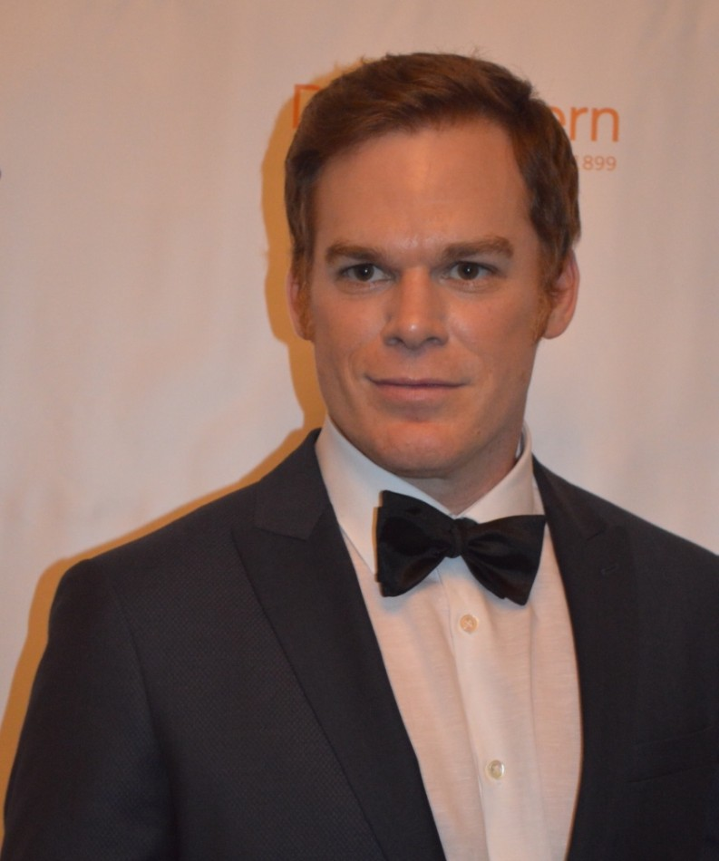 Michael C. Hall Receives Theatre Artist Award (photos)