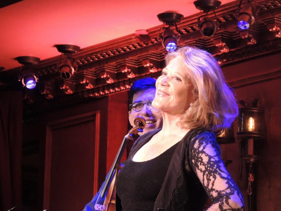 Linda Lavin is 'Starting Over' at 54 Below in June
