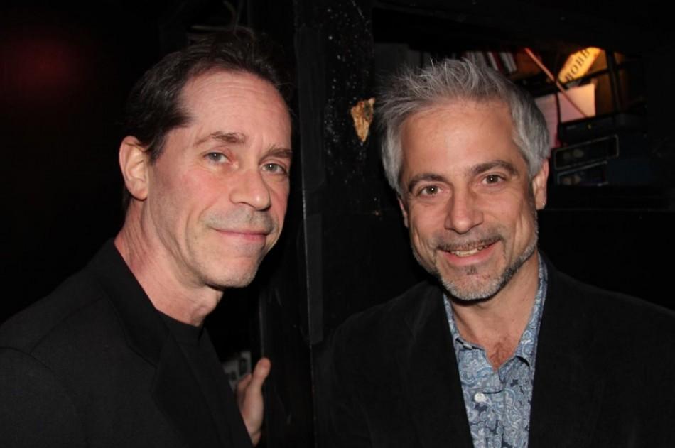 Ian Herman and Sean Harkness: Duet