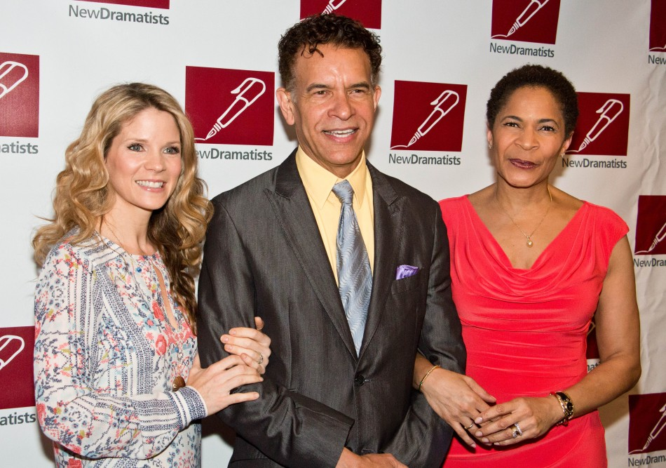 66th Annual New Dramatists Luncheon Honors Brian Stokes Mitchell