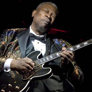 Legendary Blues Artist B.B. King Dies