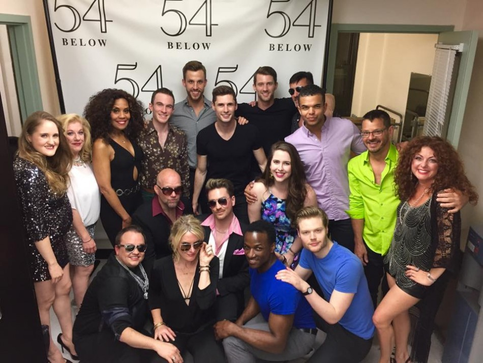 54 Below Turns Back the Clock and Turns on the Music