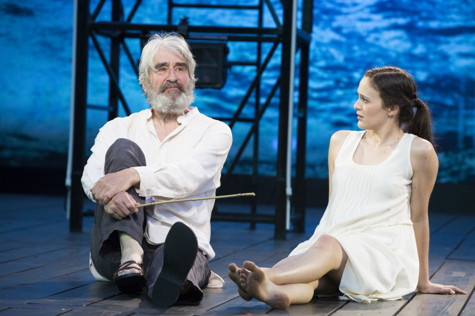 See Worthy: The Tempest