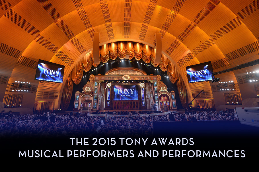 What A Line Up for the Tony Awards! – Biggest Ever