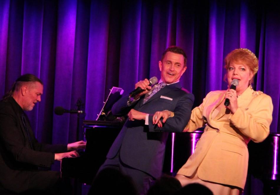 Sullivan, Harnar, Weber at Laurie Beechman Theatre