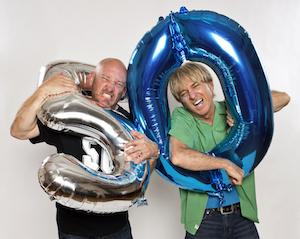 Having a Mid-Life Crisis? Go See HAPPY 50ish!