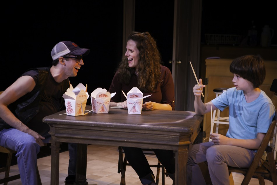 The Crack in the Ceiling – NY Int'l Fringe Festival
