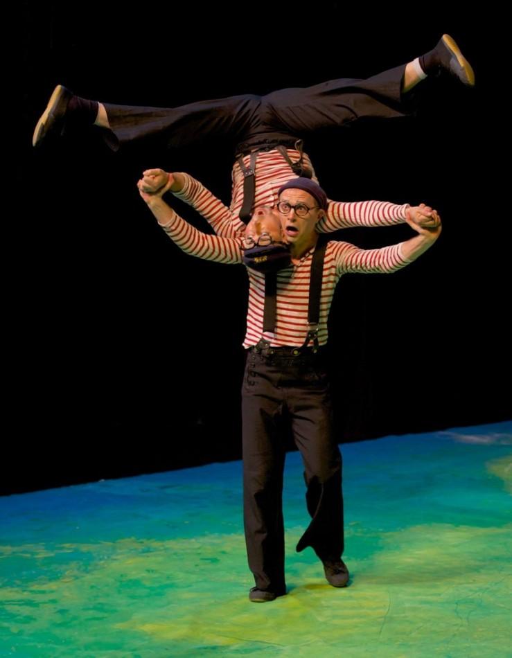 The Submarine Show: NY International Fringe Festival