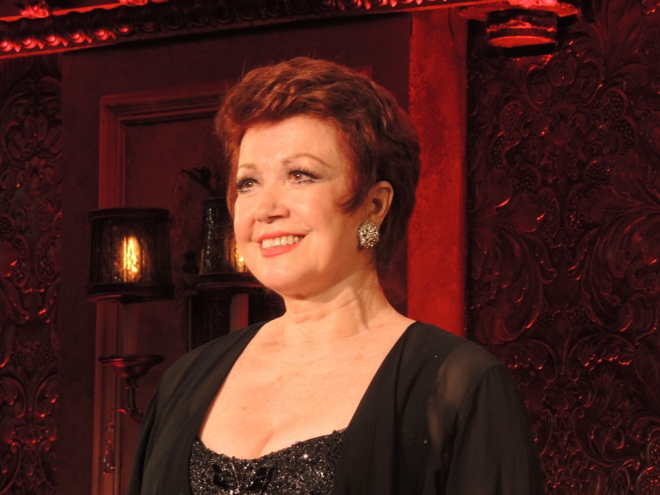 Donna McKechnie to Appear at 54 Below 'Same Place: Another Time'