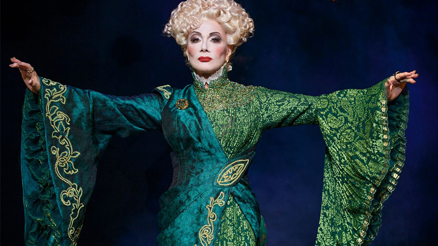 Michele Lee: Wicked's Newest Madame Morrible
