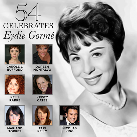 A Top-Notch Cast Celebrates a Class Act – Eydie Gorme