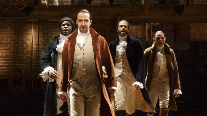 On the Money: Hamilton