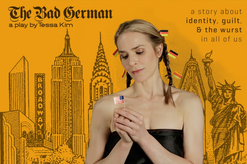 The Bad German – A Solo Show About Identity