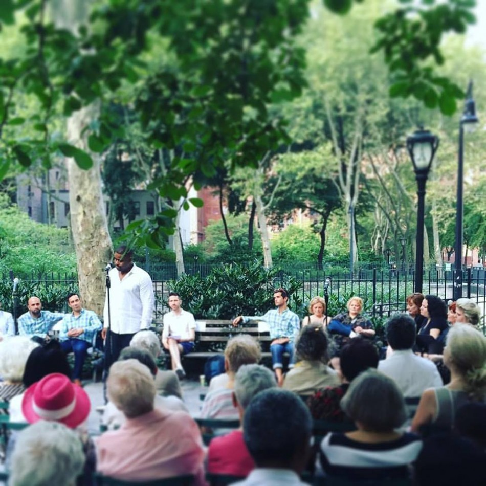 Tudor City Greens Concerts in the Park – September 2nd