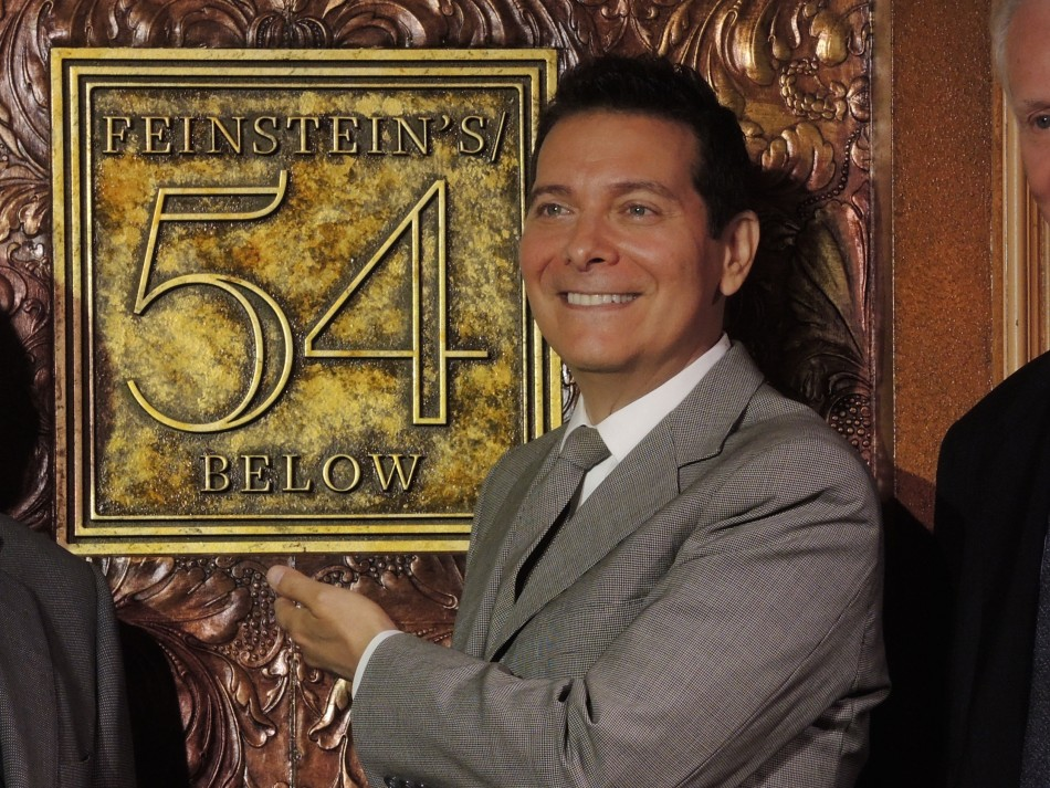 Feinstein's/54 Below Announce & Meet the Press