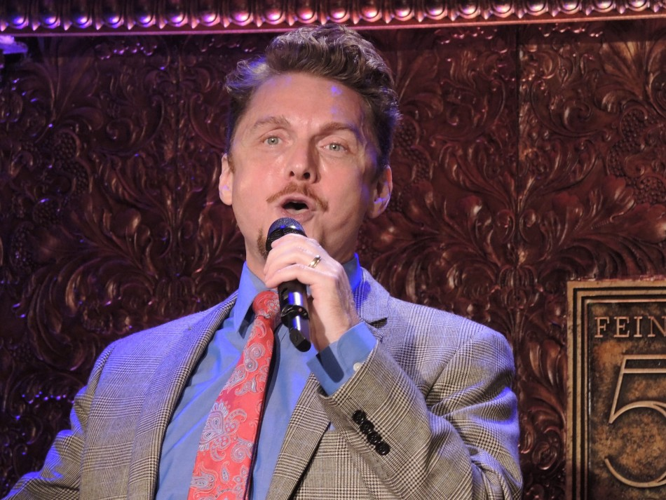 Jason Danieley Bringing Romantic Notions to Feinstein's/54Below