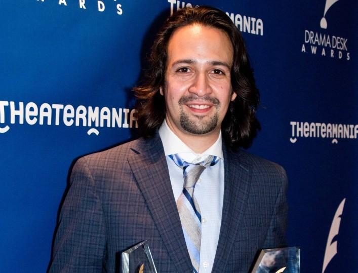 Lin-Manuel Miranda Wins MacArthur Genius Grant