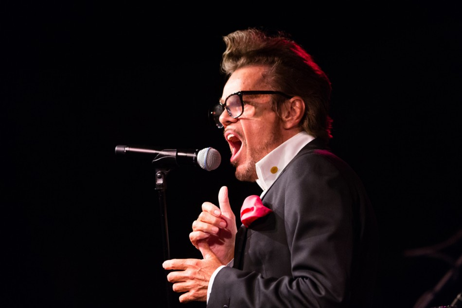 Third Time's Even More Charming: Buster Poindexter
