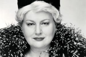 The Great Sophie Tucker Returns Almost in Person!