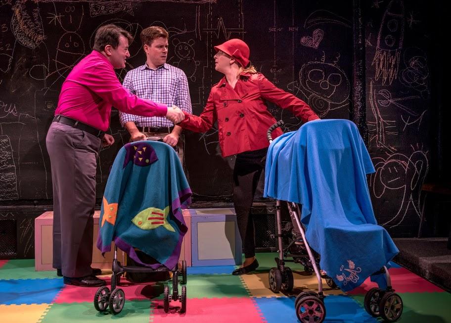 Cut Throat – Abingdon Theatre Company