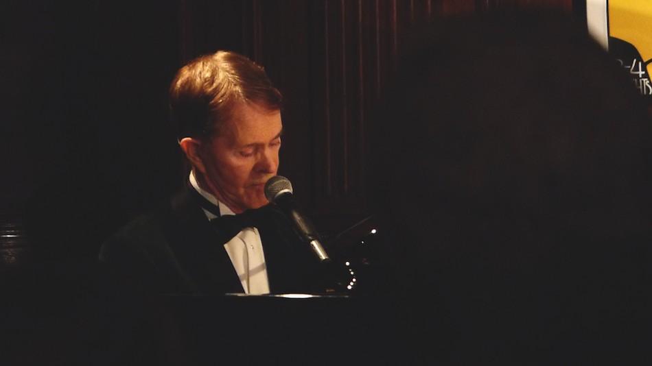 Steve Ross at Cafe Sabarsky