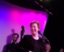 Celia Berk at the Metropolitan Room