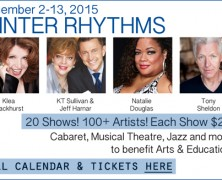 Urban Stages 'Winter Rhythms' – Bigger & Better
