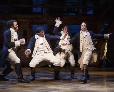 Top Plays and Musicals of 2015