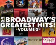 54 Sings Broadway's Greatest Hits – Volume 2