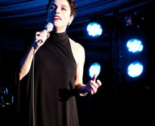 "Christine Andreas Swirls Into ""Swelligance"""