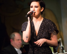 Rumer Willis Dazzles Madison Avenue