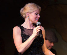 Megan Hilty at the Café Carlyle