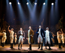 Who's Running Hamilton? Producers or Scalpers