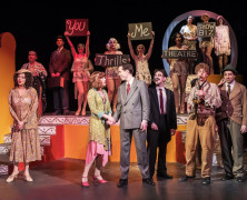 I'll Say She Is: The Lost Marx Bros. Musical
